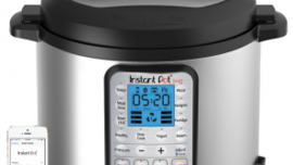 Instant Pot homepage