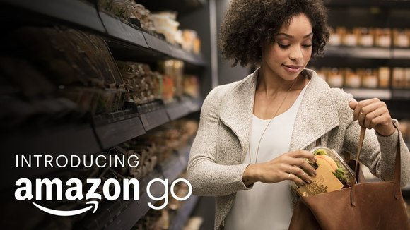 Introducing Amazon Go and the world's most advanced shopping technology - YouTube
