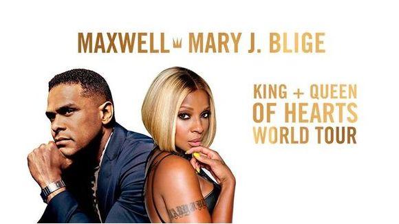 Maxwell & Mary J. Blige