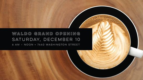 Crows Coffee Grand Opening Celebration