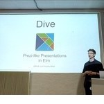 Dive: Prezi-like presentations in Elm