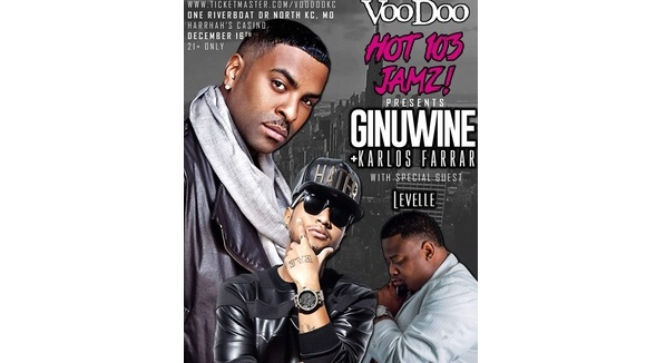 Hot 103 Jamz Presents: Ginuwine