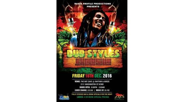 Dub Styles Exclusive !!!!! by Rasta Profile Productions