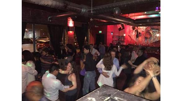 Latin Night at Madrigal and Salsa Competition