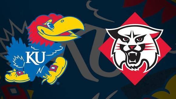 Davidson vs. Kansas