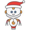 Here Comes Santa Bot