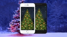 Christmas Tree Animation in React Native