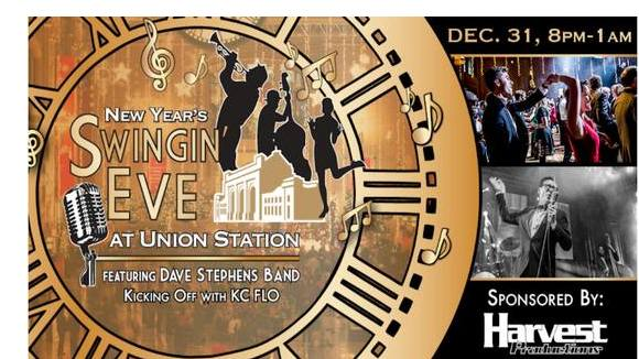 New Year's Swingin' Eve at Union Station