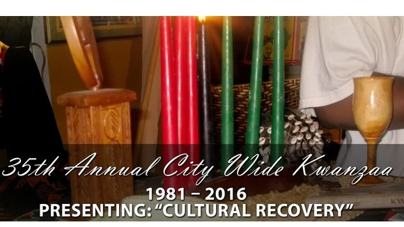 35th Annual City-Wide Kwanzaa Celebration