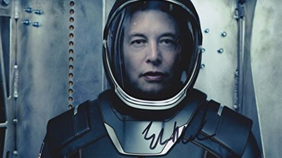 Get An 8x10 Photo Autographed By Elon Musk
