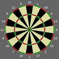 [英] A geek plays darts