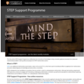 STEP support programme