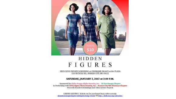 Hidden Figures Exclusive Movie Screening