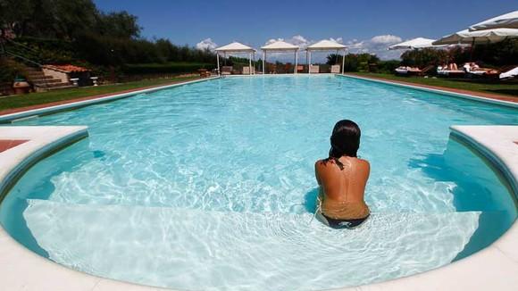 Poggio al Casone, mooiste wijngaard met appartementen nabij Pisa - Italië met Dolcevia.com