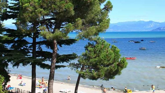De beste campings in Italie, strand of meren?  - Italië met Dolcevia.com