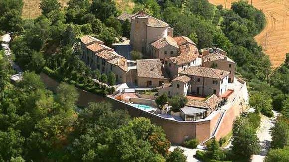 Casa Oliva, Albergo Diffuso bij Urbino in Marche - Italië met Dolcevia.com