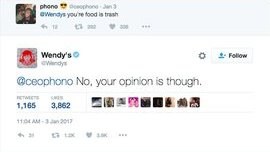 Wendy's Is Brutally Roasting People on Twitter Right Now - Thrillist