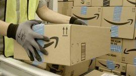 Amazon's Extraordinary Size in Charts