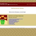 Mathwire.com | Games