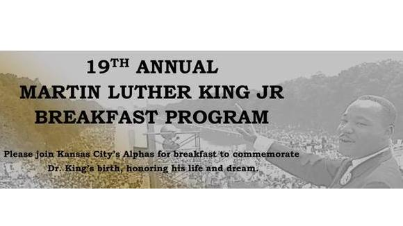 19th Annual MLK Breakfast