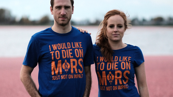 I Would Like To Die On Mars - Just Not On Impact