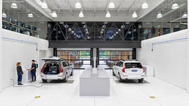 """Inside The R&D Lab Where Uber Is Building """"The City Of The Future"""" 