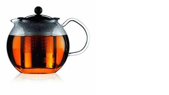 Bodum Assam 34-Ounce Glass Teapot