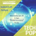 LaunchNET Kent State's TechPop