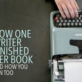 How One Writer Finished Her Book - The Write Practice