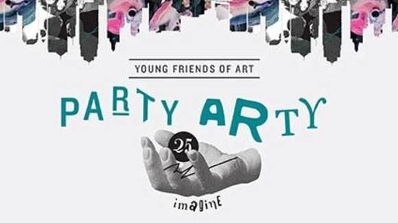 YFA Party Arty 25 | Imagine