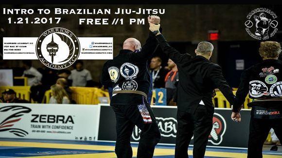 Intro to Brazilian Jiu-Jitsu