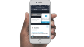 Taking Customer Succes Mobile with the OUTCOMES App