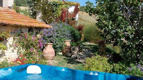B & B Vento di Rose, een rozentuin aan zee - Italië met Dolcevia.com