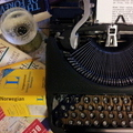 A thinking machine: My retro typewriter and why it's better than writing on a computer. – SeanMunger.com