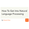 [英] How To Get Into Natural Language Processing
