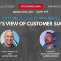 AMA Recap: A CEO's View of Customer Success