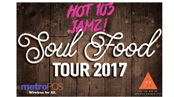 Hot 103 Jamz 23rd Annual Soul Food Tour