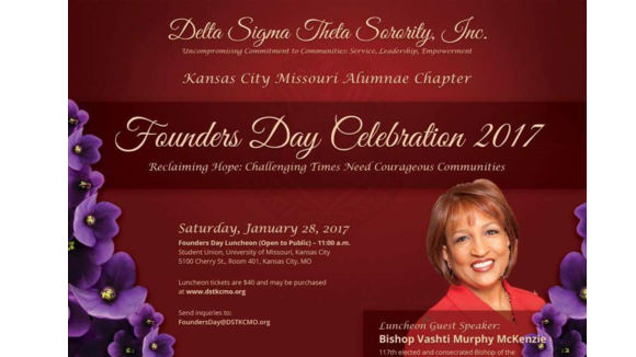 Delta Sigma Theta Founders Day Luncheon