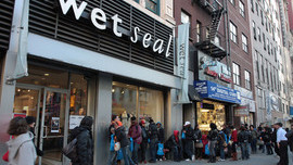 Wet Seal Closing All Stores