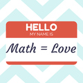 Math = Love: Filing Cabinet: Volume 1