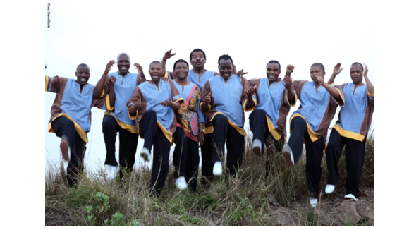 Ladysmith Black Mambazo @ Kauffman Center