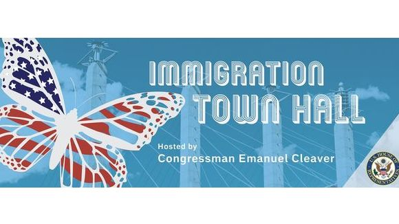 Immigration Town Hall hosted by Congressman Cleaver