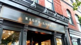 Ralph Lauren CEO Larsson Stepping Down