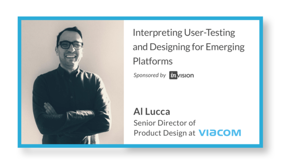 Interpreting User-Testing and Designing for Emerging Platforms with Al Lucca