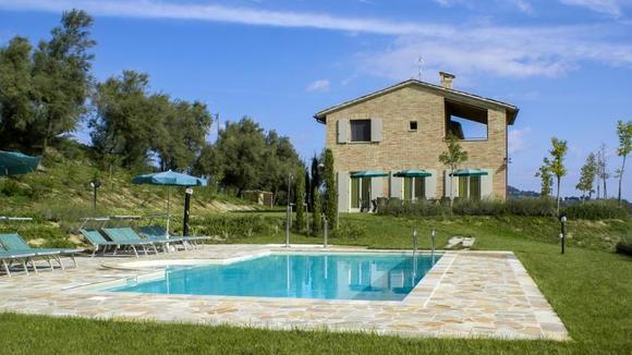 Ca´Lupino, in het mooiste deel van Marche - Italië met Dolcevia.com