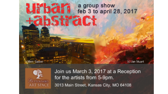 Urban + Abstract Art Show