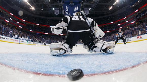 Bad news, goalies: Five-hole added to dictionary