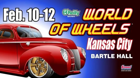 O'Reilly Auto Parts World of Wheels