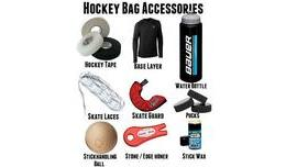 Accessories for Your Hockey Bag