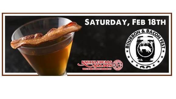 2nd Annual Bourbon & Bacon Fest